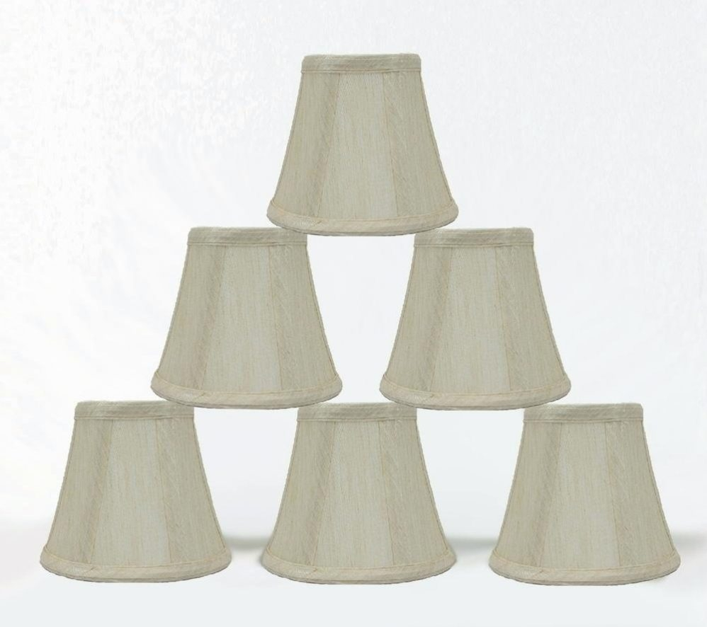 Replacement Shades For Chandelier Upgradelights 6 Inch Drum Style Pertaining To Black Chandeliers With Shades (Image 23 of 25)