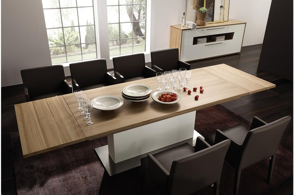 Revamping Your Dining Room Sense Through Vogue Modern Tables Inside Vogue Dining Tables (View 11 of 20)