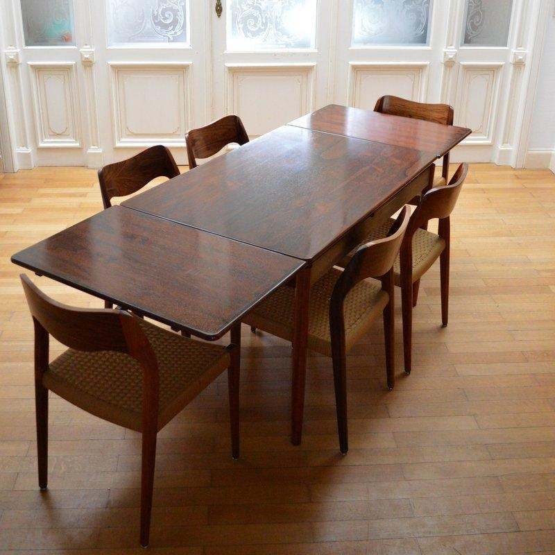 Rio Rosewood Dining Table From Niels O (Image 14 of 20)