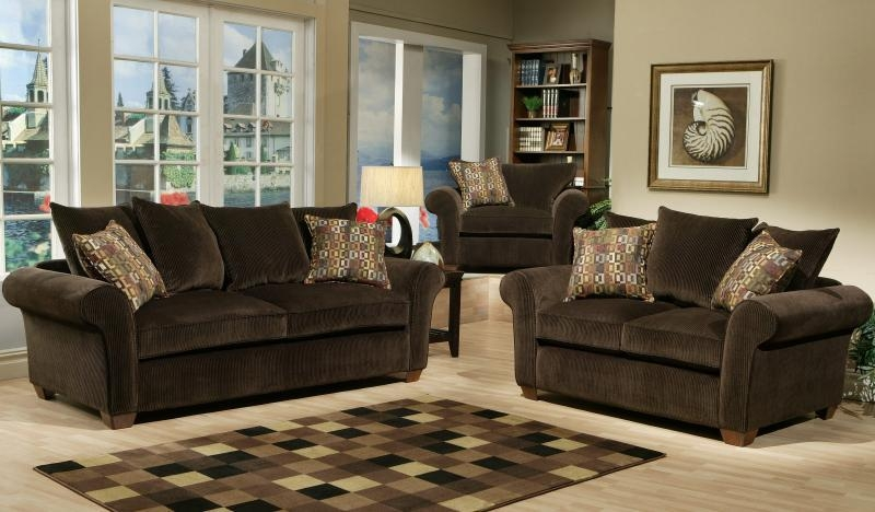 Robert Michael Sectional Sofa Phoenix Arizona Discount Outlet Pertaining To Ashley Furniture Brown Corduroy Sectional Sofas (Image 15 of 20)