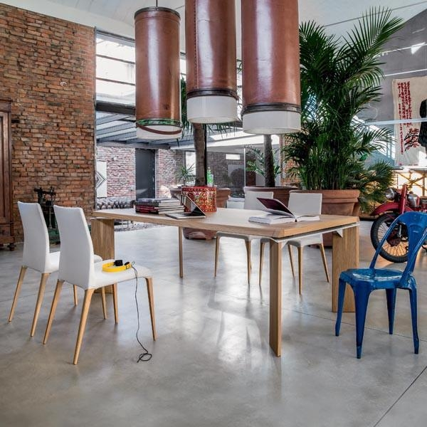 Roma Dining Table, Tonin Casa – Neo Furniture With Roma Dining Tables (View 16 of 20)