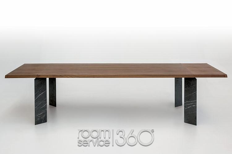 Roma Modern Dining Tabletonin Casa – Made In Italy Inside Roma Dining Tables (View 4 of 20)