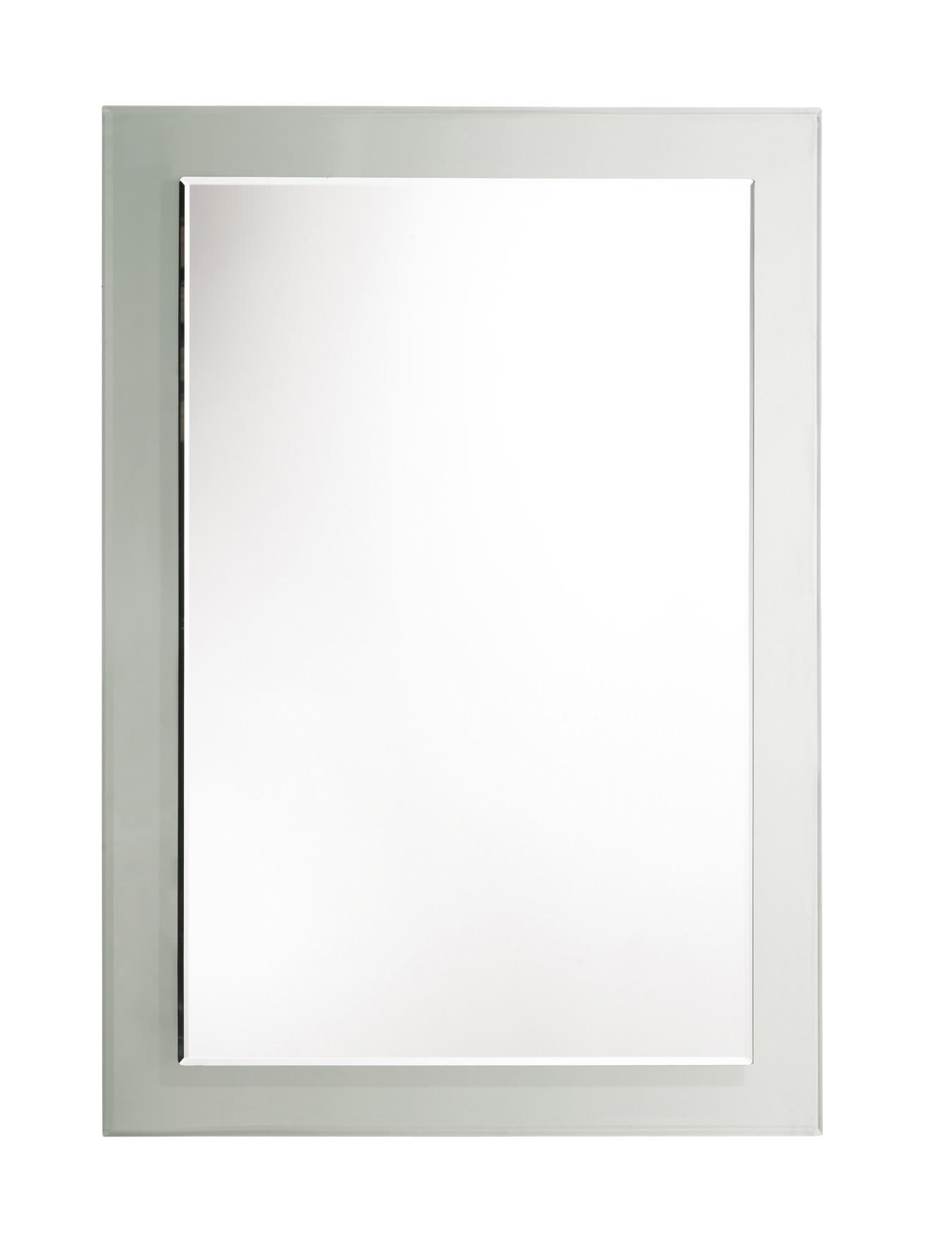 Roper Rhodes Bevelled Level Glass Mirror With Clear Frame | Mps401 Pertaining To Bevelled Glass Mirrors (Image 17 of 20)