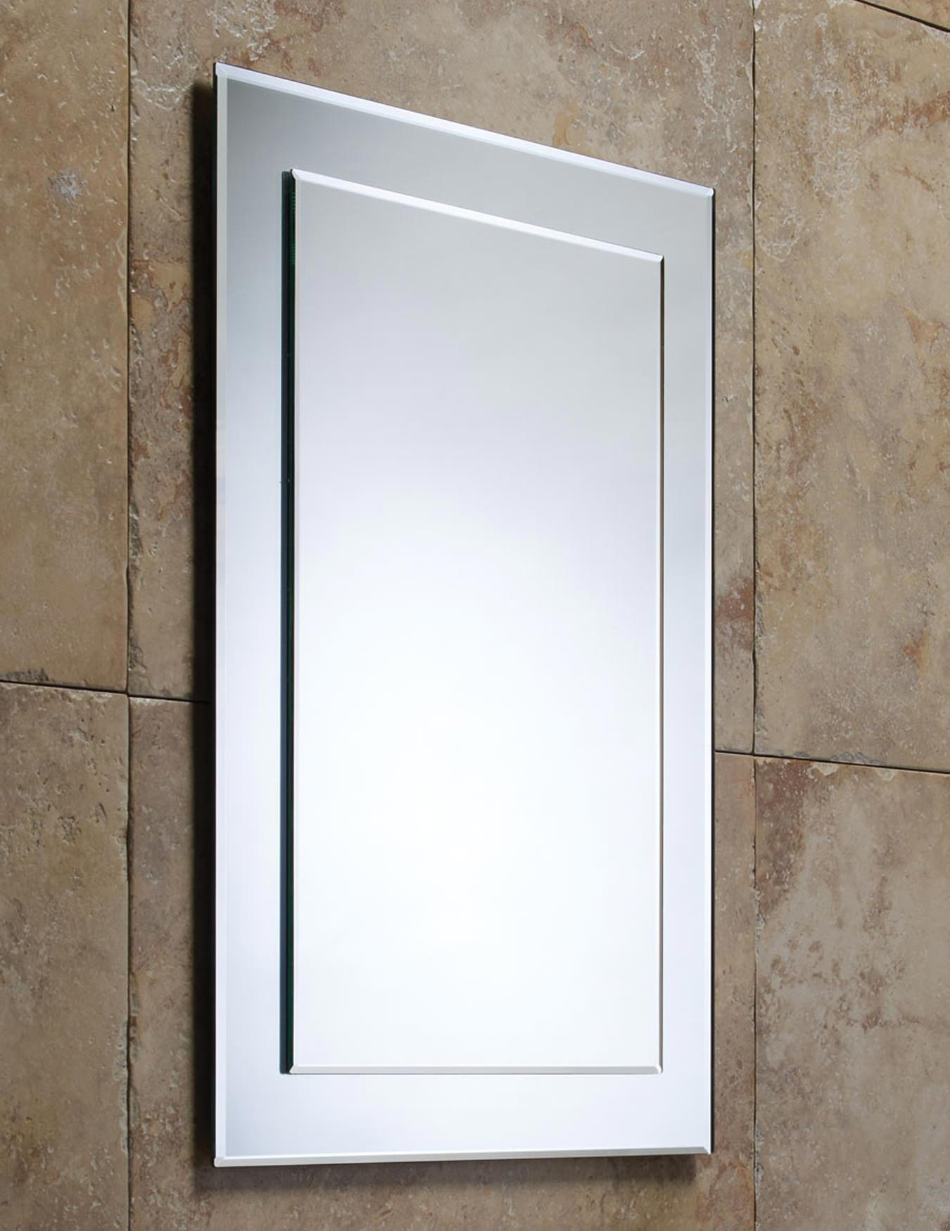 Roper Rhodes Elle Bevelled Mirror On Mirror | Mps403 In Bevelled Mirror (View 7 of 20)
