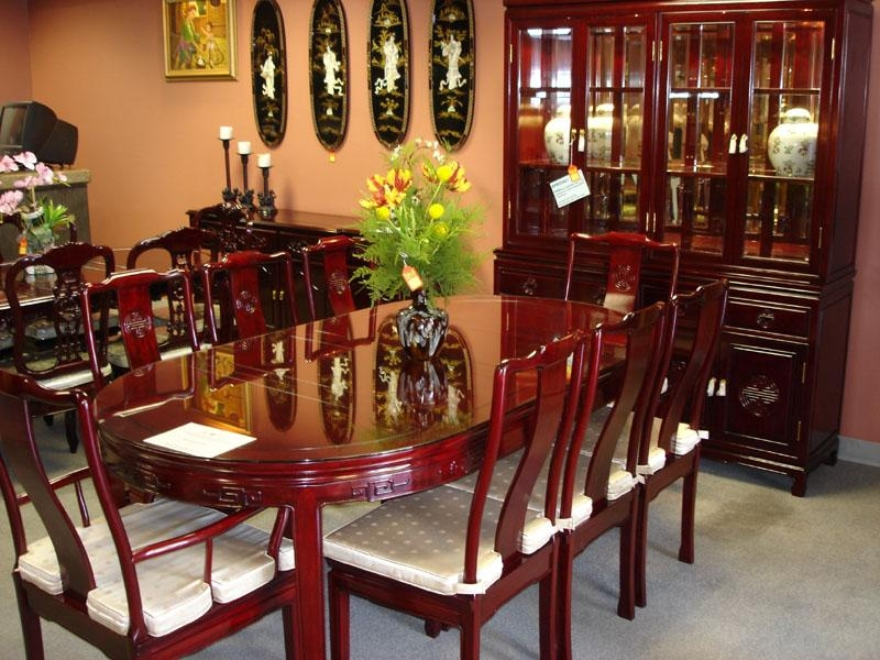 Rosewood Dining Furniture | Rosewood Dining Sets | Rosewood Chairs Regarding Asian Dining Tables (View 8 of 20)