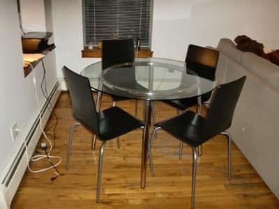 Round Dining | Kobe Table – Part 3 Intended For Ikea Round Dining Tables Set (Image 15 of 20)
