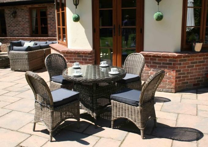 Round Dining Table 100Cm – Destroybmx Regarding Mayfair Dining Tables (Image 18 of 20)