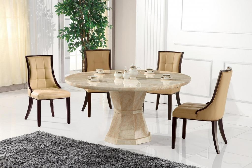 Round Dining Table All Unusual Dining Design | Gyleshomes With Regard To Unusual Dining Tables For Sale (View 16 of 20)