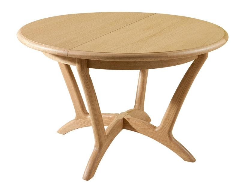 Round Dining Table (Image 16 of 20)