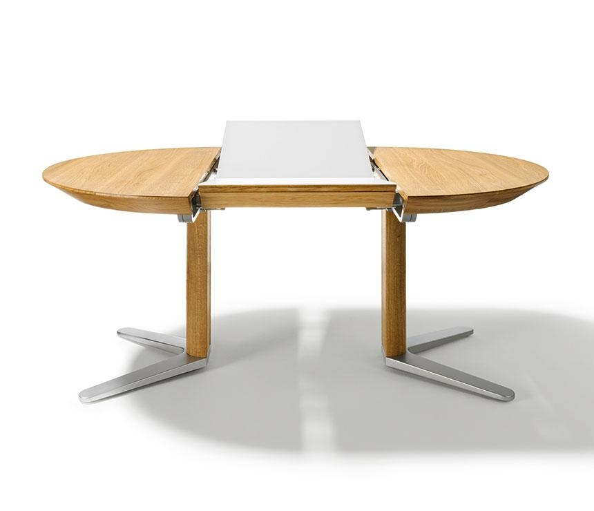 Round Extendable Dining Tables Home Dining Dining Table Devon For Small Round Extending Dining Tables (Image 10 of 20)