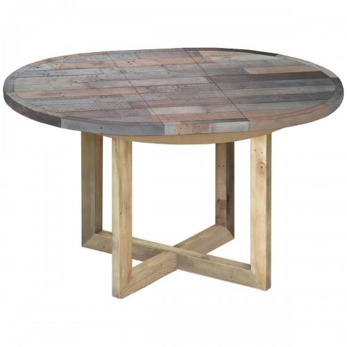 Round Extending Dining Table With Regard To Round Extending Dining Tables (View 12 of 20)
