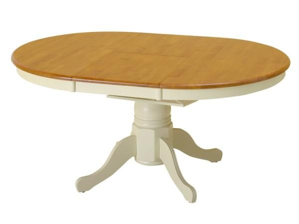 Round Extending Kitchen Table Intended For Small Round Extending Dining Tables (Image 16 of 20)