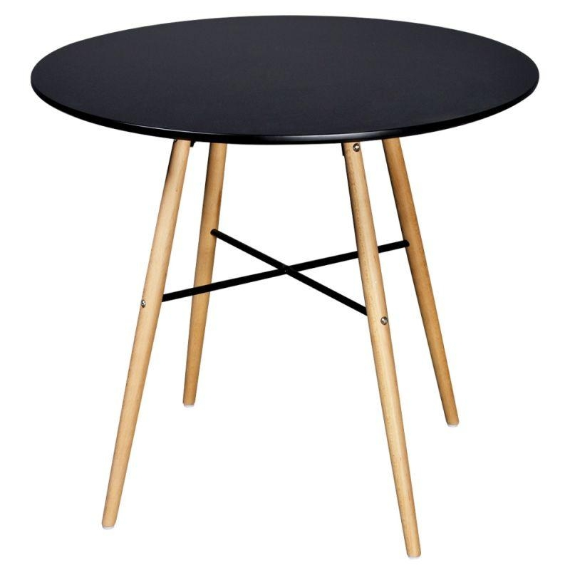 Round Kitchen Table 80Cm ~ Image Furniture Inspiration, Interior Pertaining To Dining Tables 120X (View 9 of 20)