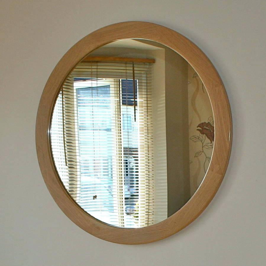 Round Large Mirror – Shopwiz Regarding Large Round Silver Mirror (Image 17 of 20)