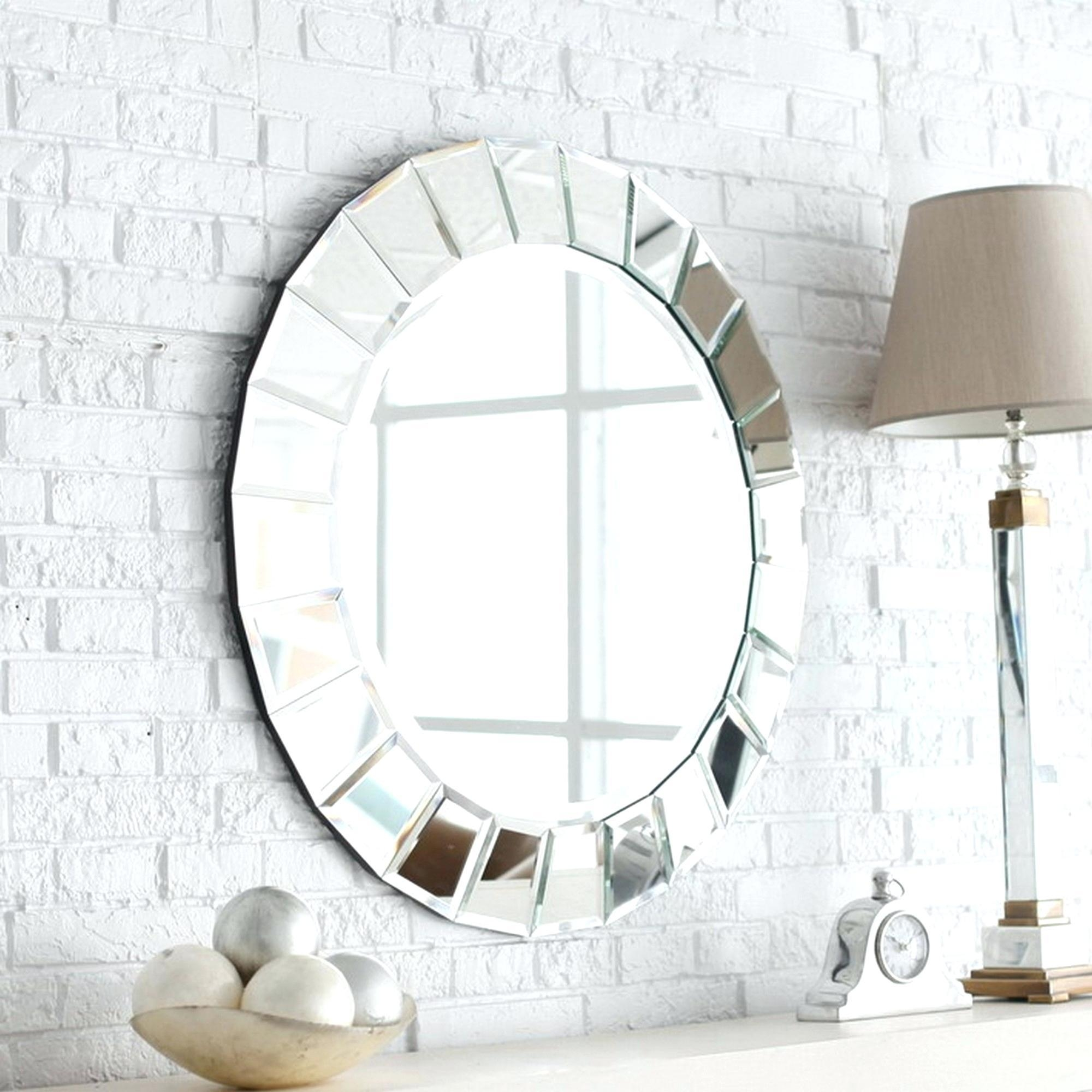 Round Mirror Designs – Shopwiz Inside Designer Round Mirrors (Image 16 of 20)