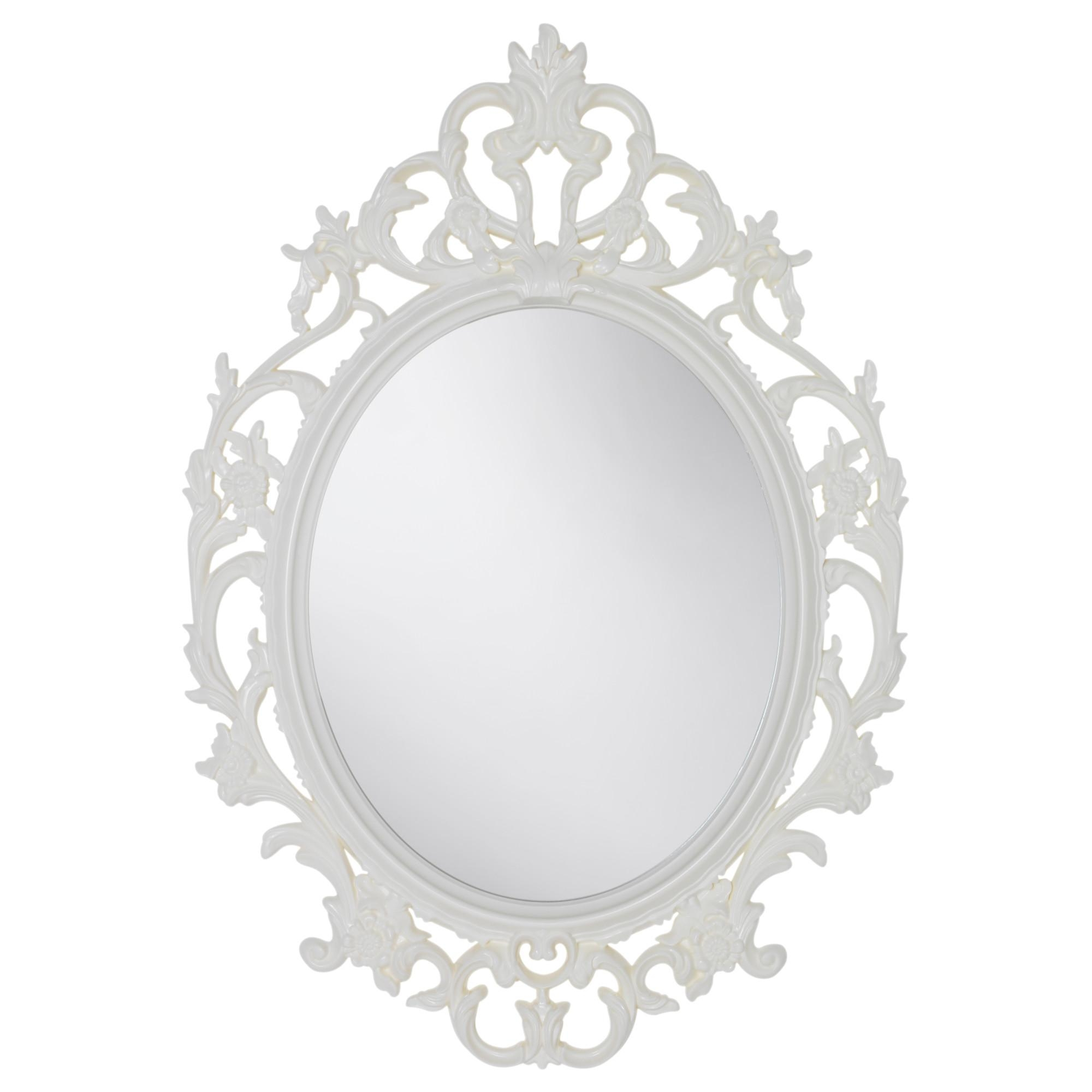 Round Mirrors – Mirrors – Ikea Throughout Round White Mirror (Image 15 of 20)