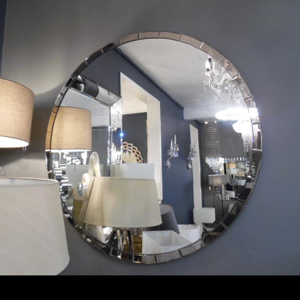 Round Mirrors | Round Wall Mirrors| Exclusive Mirrors Pertaining To Round Bubble Mirror (View 7 of 20)
