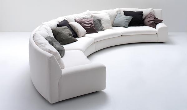 Round Sofa With Semi Circular Sofa Couch Sofadesigns (Image 12 of 20)