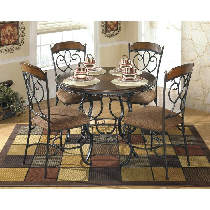 Round Table Dining Room Sets – Thelt (View 13 of 20)