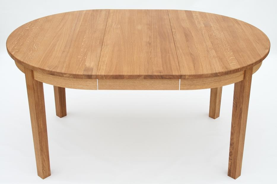 Round Table Extending With Regard To Round Dining Tables Extends To Oval (Image 20 of 20)