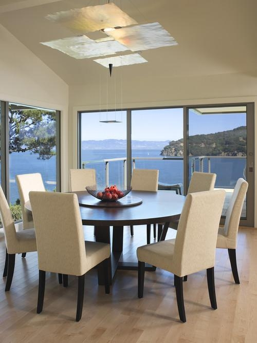 Round Table To Seat 6 – Starrkingschool For Round 6 Seater Dining Tables (Image 17 of 20)