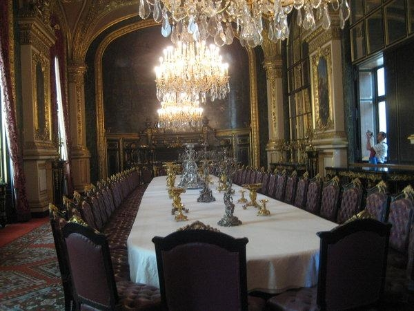 Royal Dining Table | Photo Inside Royal Dining Tables (Image 13 of 20)