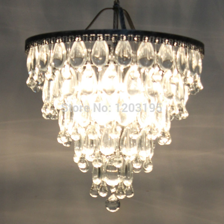 Rustic Crystal Chandelier Small Contemporary Rustic Crystal For Small Rustic Crystal Chandeliers (Image 20 of 25)