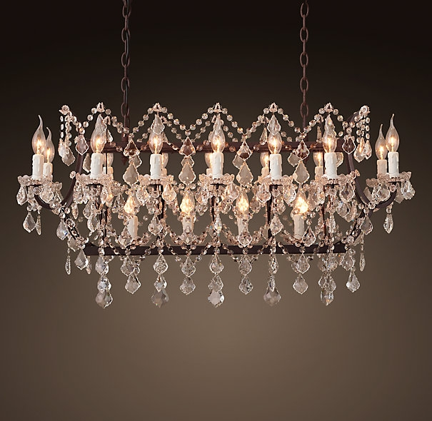 Rustic Crystal Chandelier Small Contemporary Rustic Crystal Intended For Small Rustic Crystal Chandeliers (Image 21 of 25)
