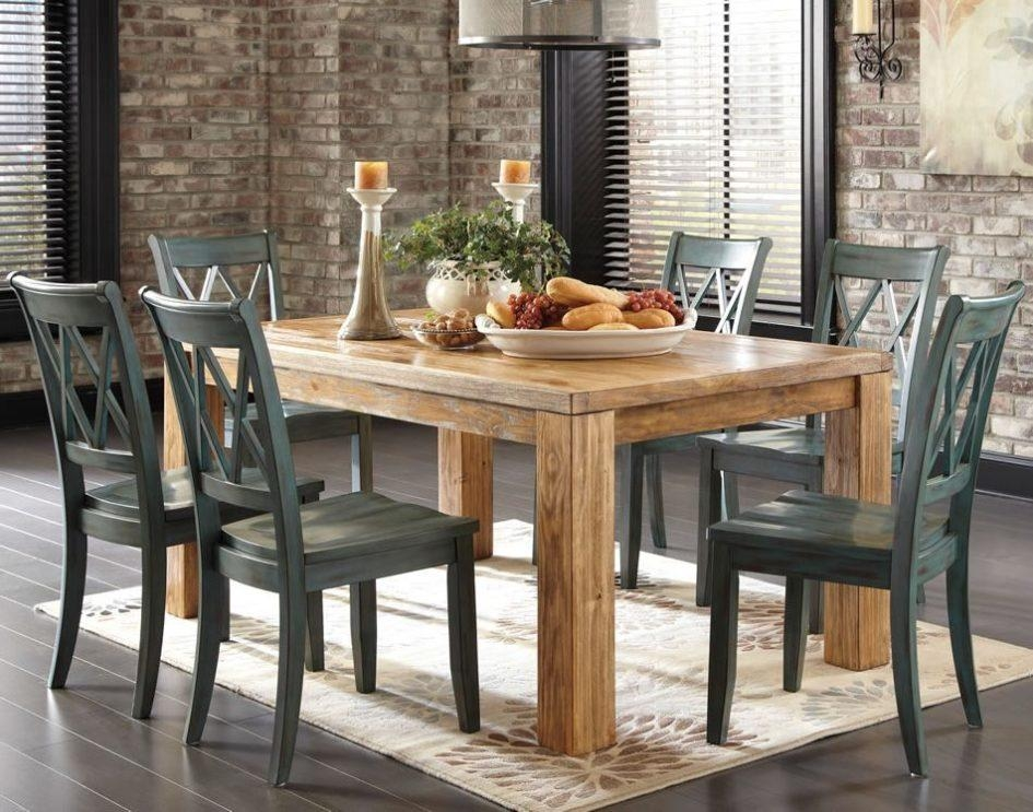 Rustic Dining Room Tables For Sale Brown Wood Dining Room Table With Cream Lacquer Dining Tables (Image 11 of 20)