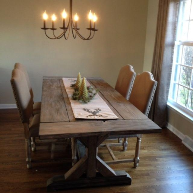 Rustic Dining Tables | Custommade Intended For Rustic Dining Tables (Image 19 of 20)