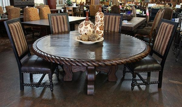 Rustic Furniture Sets Phoenix | Dining Room Tables & Chairs Inside Phoenix Dining Tables (View 3 of 20)