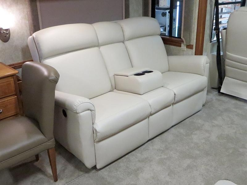 "Rv Harrison 68"" Reclining Sofa With Rv Recliner Sofas (Image 13 of 20)"