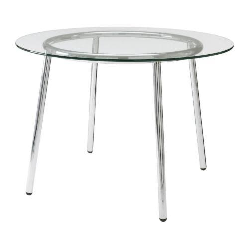 Salmi Table – Ikea For Ikea Round Glass Top Dining Tables (View 4 of 20)