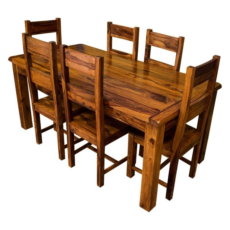 Featured Image of Sheesham Wood Dining Tables
