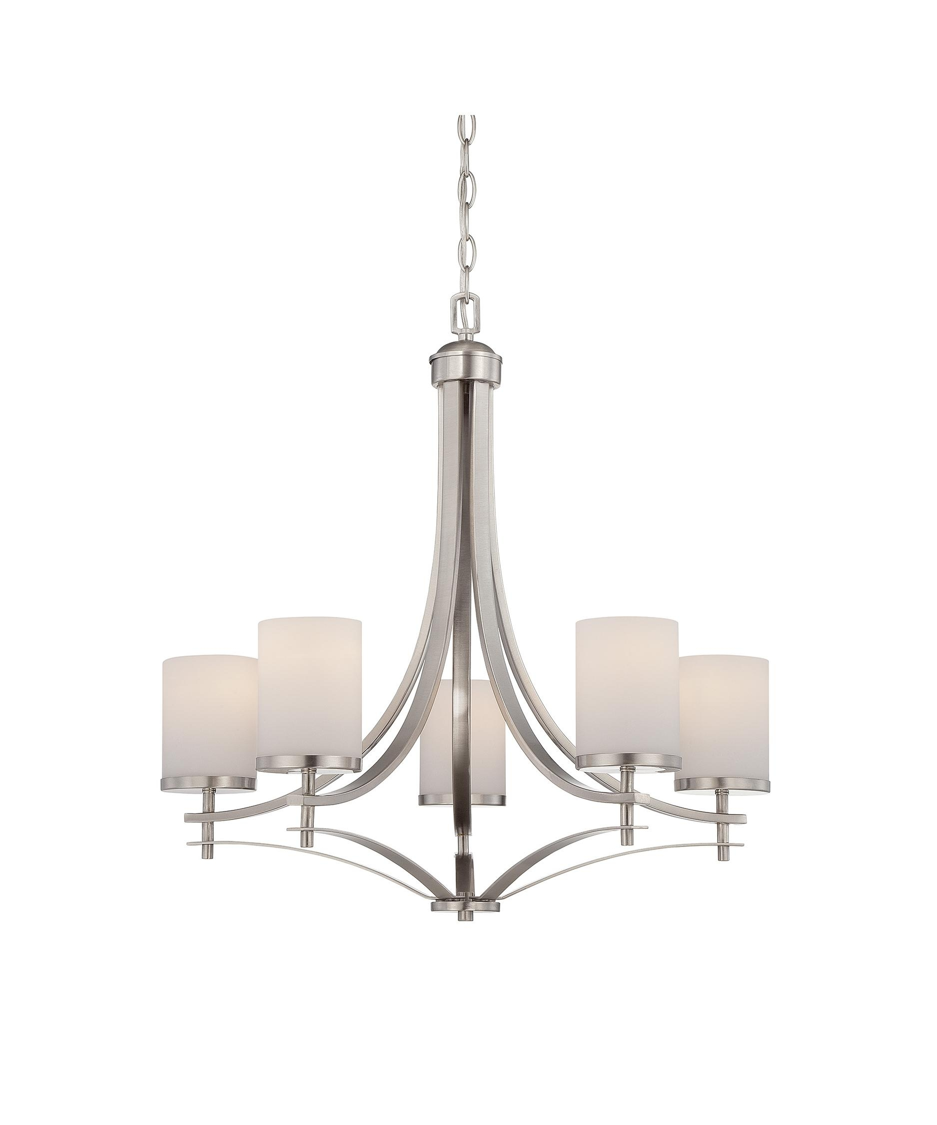 Savoy House 1 330 5 Colton 26 Inch Wide 5 Light Chandelier For Savoy House Chandeliers (Image 13 of 25)