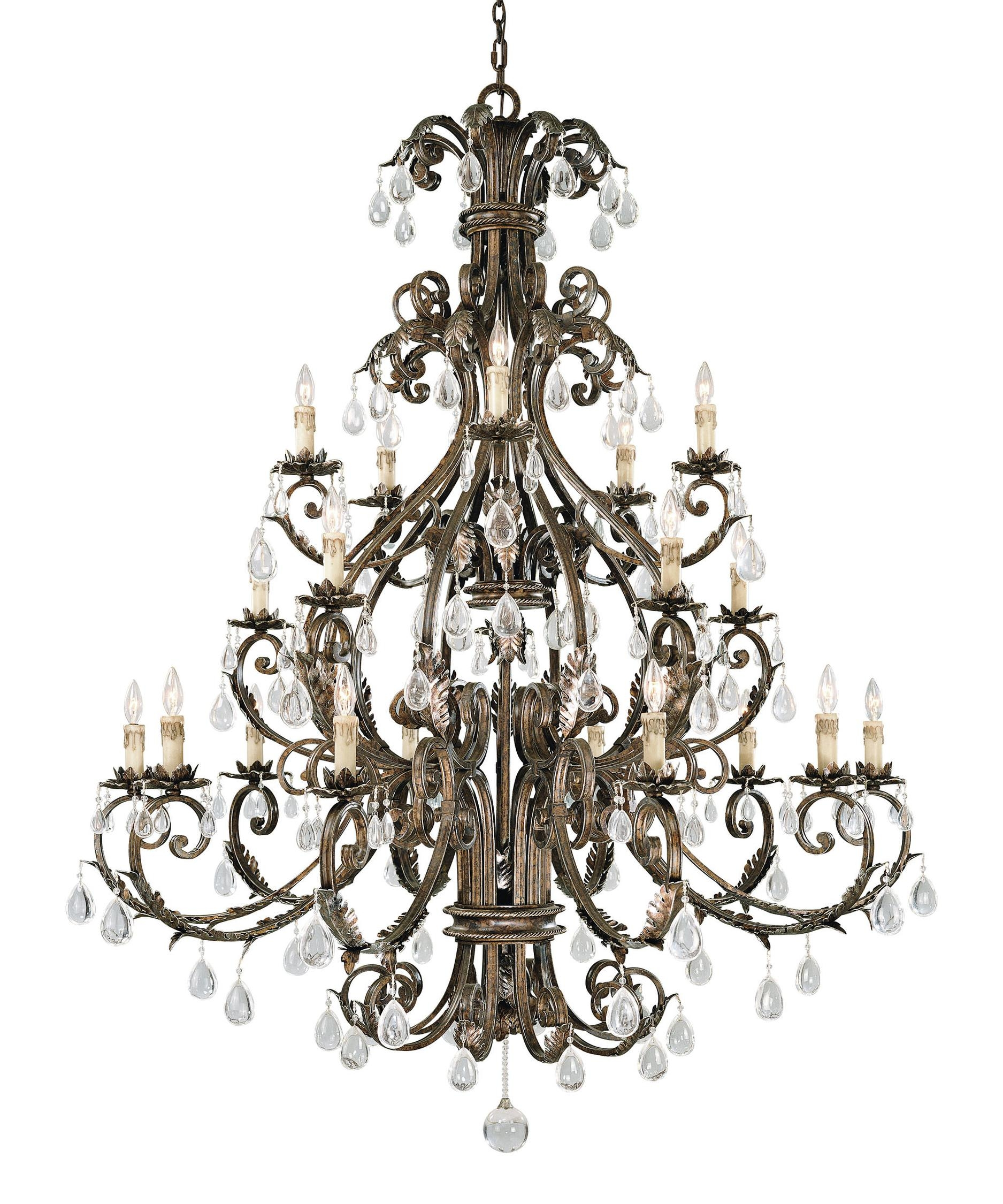 Savoy House 1 5309 20 8 Chastain 57 Inch Wide 20 Light Chandelier In Savoy House Chandeliers (Image 19 of 25)
