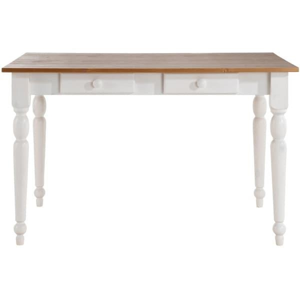 Scandinavian Lifestyle Noah Dining Table With Drawers – Free Regarding Noah Dining Tables (View 4 of 20)