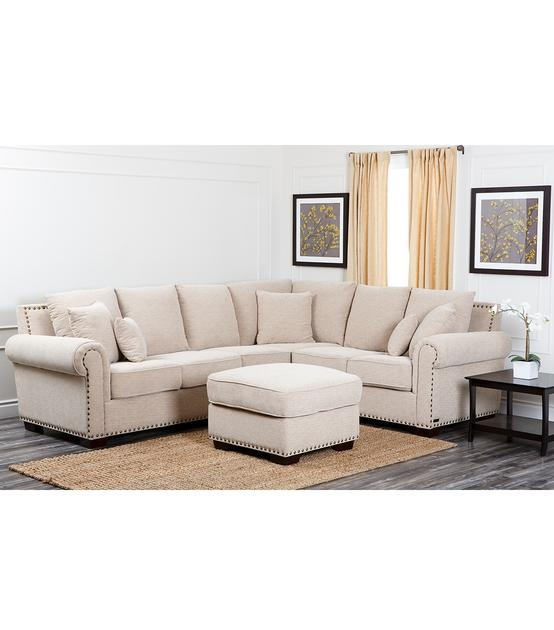 Sectionals Throughout Abbyson Living Sectional Sofas (Image 19 of 20)