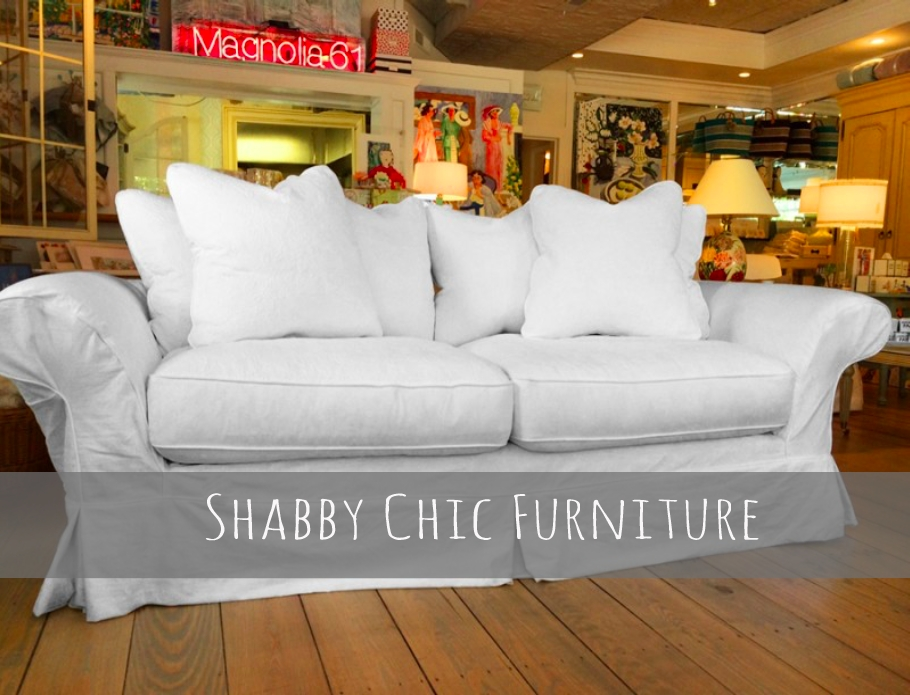 Shabby Chic® Furniture | Bella Notte Linens | Somerset Bay Within Shabby Chic Sectional Sofas Couches (Image 18 of 20)