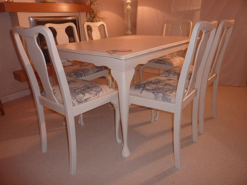 Shabby Chic Kitchen Table Setsshab Chic Dining Table  (Image 19 of 20)