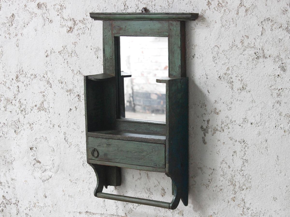Shabby Chic Mirror – Sold – Scaramanga Within Black Shabby Chic Mirror (Image 17 of 20)