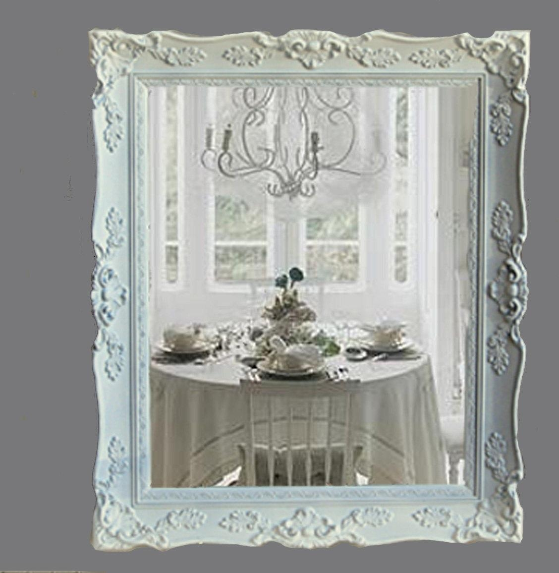 Shabby Chic Mirrors Images – Reverse Search Within White Shabby Chic Mirror (Image 18 of 20)