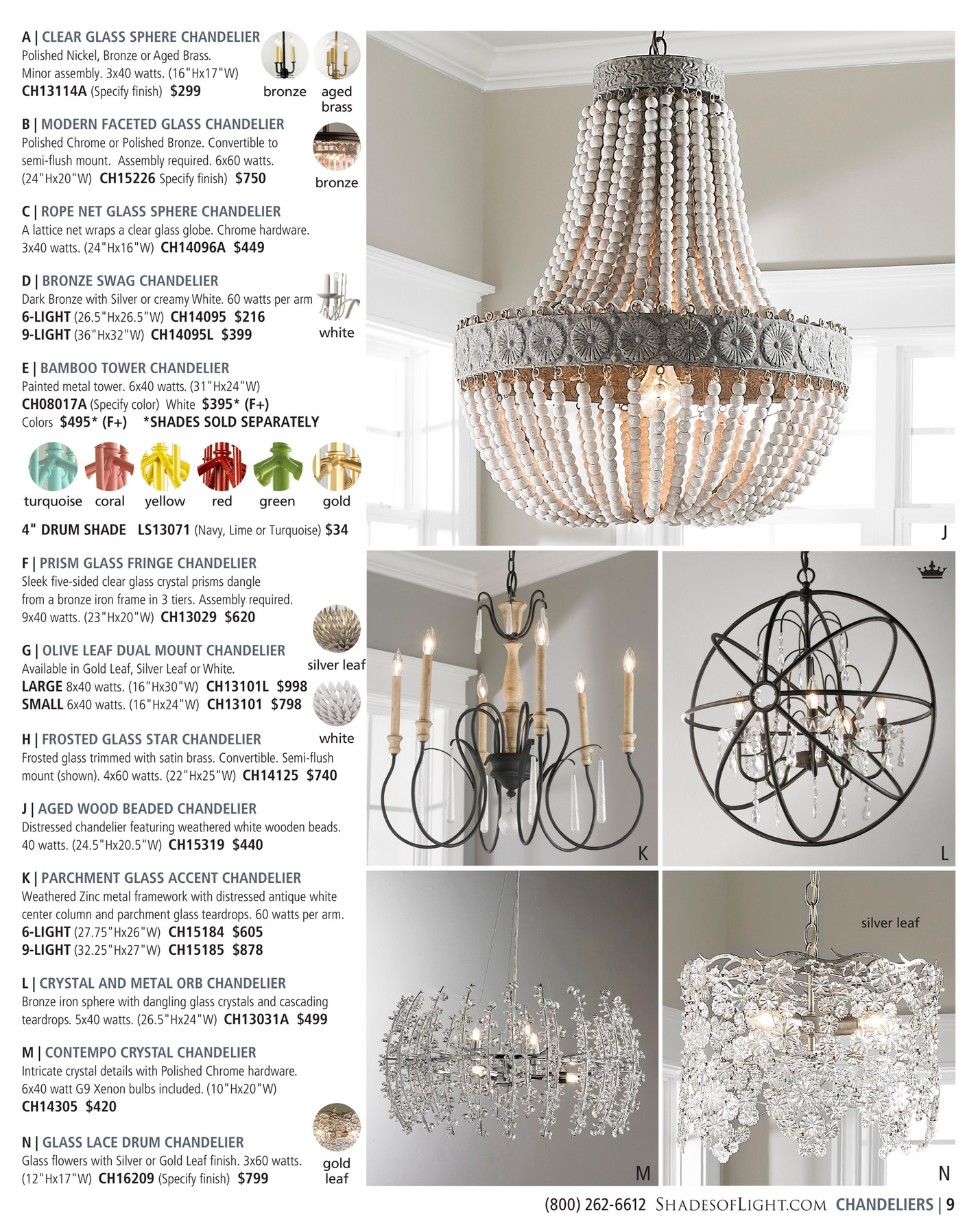 Shades Of Light Farmhouse Classics 2017 Page 8 9 With Turquoise And Gold Chandeliers (Image 9 of 13)