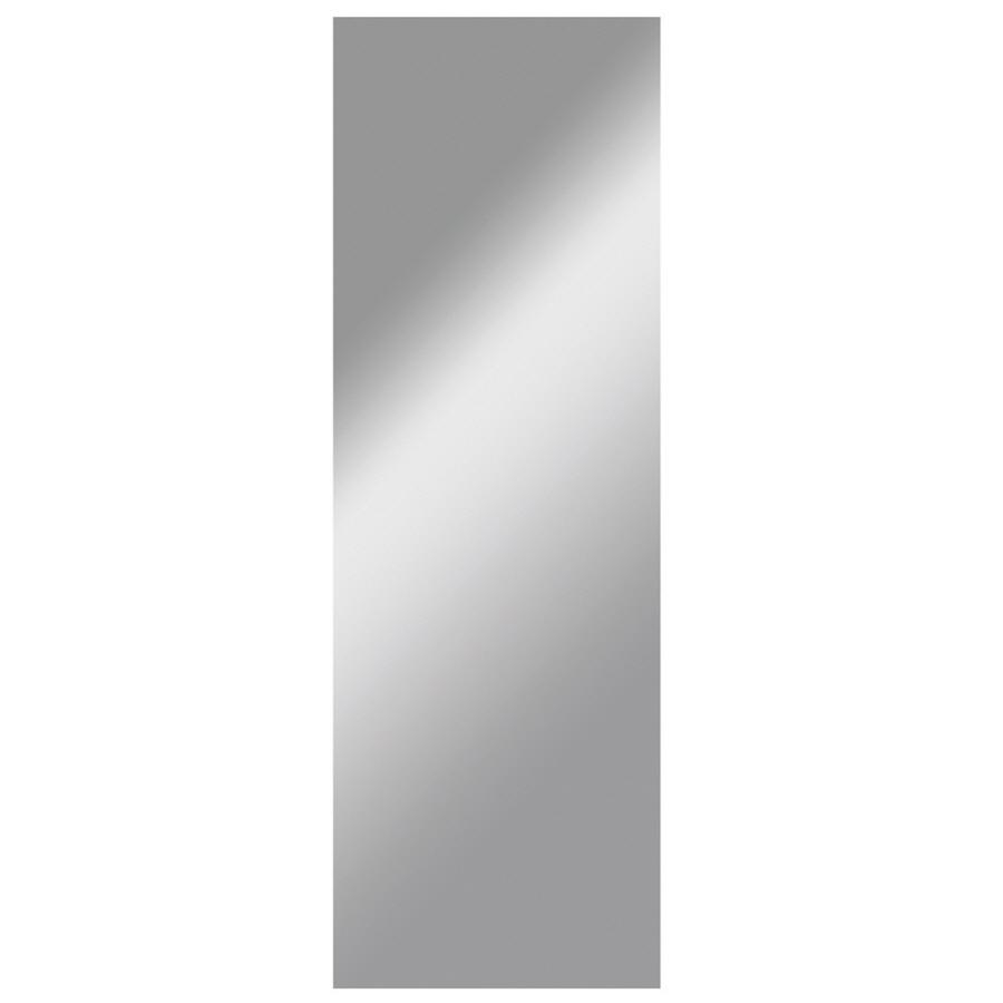 Shop Dreamwalls Silver Polished Frameless Wall Mirror At Lowes Pertaining To Frameless Wall Mirrors (Image 11 of 20)