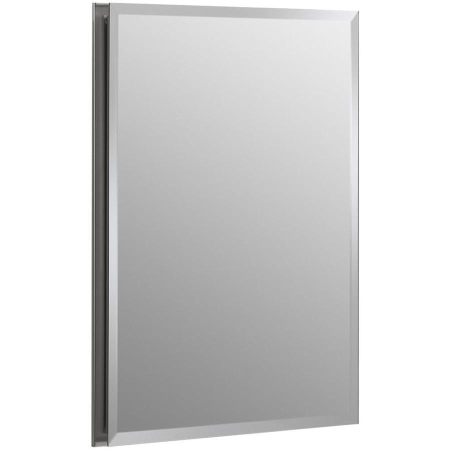 Shop Medicine Cabinets At Lowes Pertaining To Black Mirrored Cabinet (Image 20 of 20)