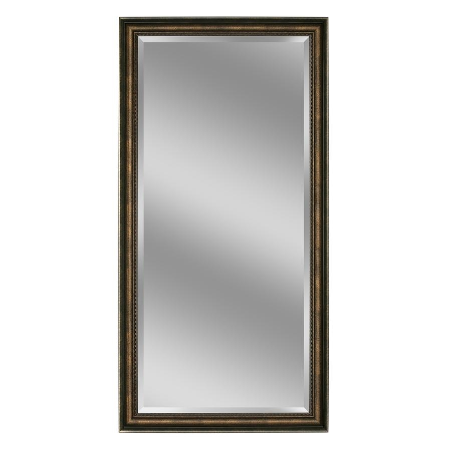 Shop Mirrors At Lowes Regarding Baroque Floor Mirror (Image 18 of 20)