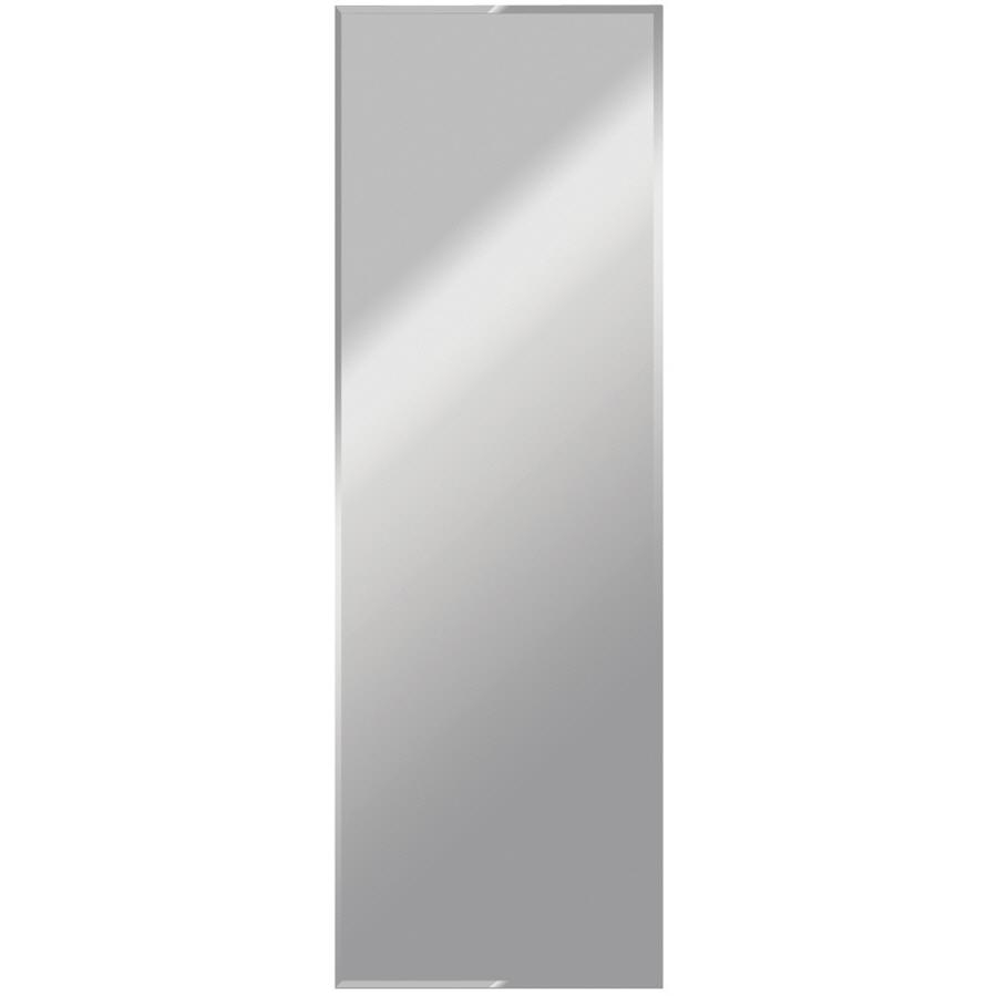 Shop Mirrors & Mirror Accessories At Lowes With Frameless Wall Mirrors (Image 17 of 20)