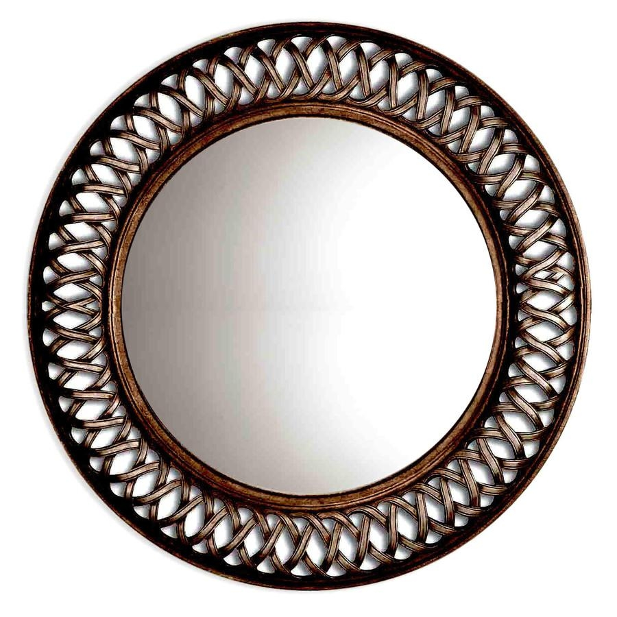 Featured Image of Bronze Wall Mirror