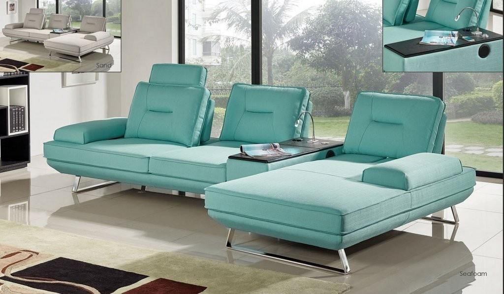 Showroom Quality Furniture At Warehouse Prices Contempo Seafoam In Seafoam Sofas (Image 18 of 20)