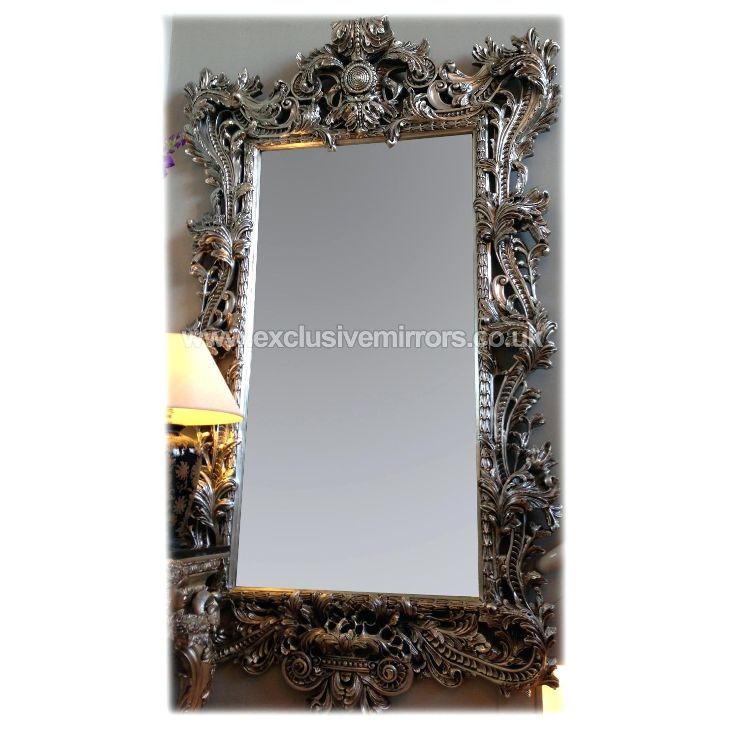 Silverbig Wall Mirror For Living Room Large Mirrors Sale Cheap Throughout Huge Mirrors For Sale (Image 18 of 20)